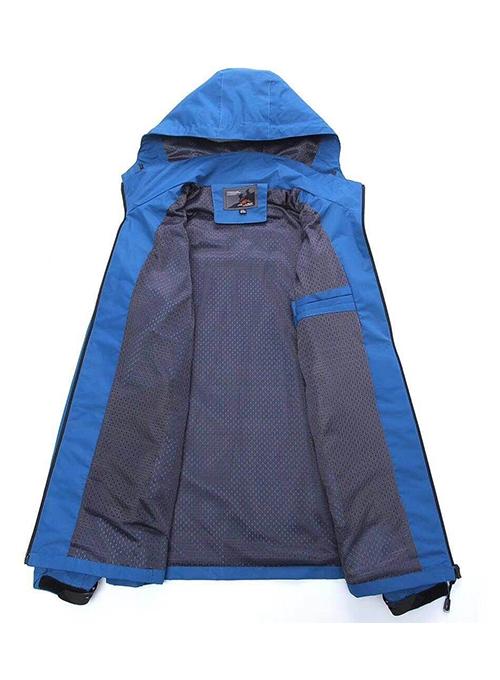 冬季冲锋衣加厚款